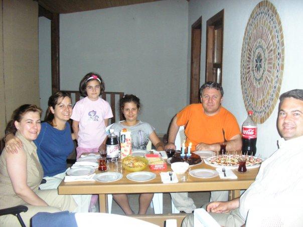 30 haziran 2009 Çakmak ailesi