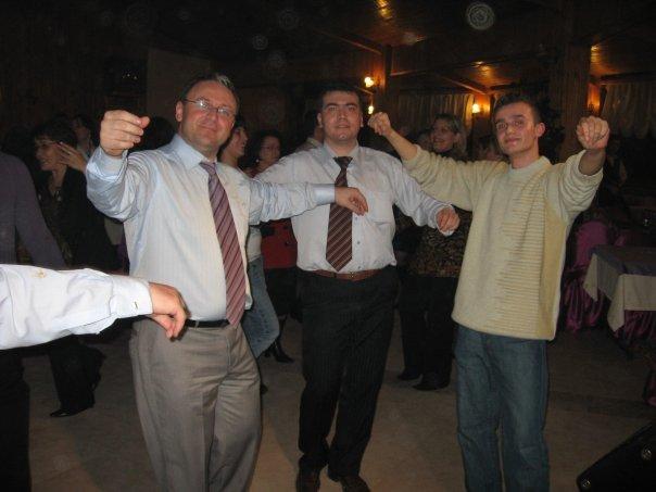 2007 Atatürk İlk Öğretim Okulu gece yemeği