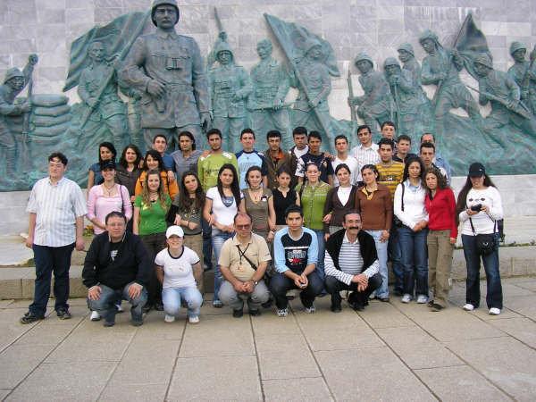 2005 N.K.Ü Çanakkale gezisi